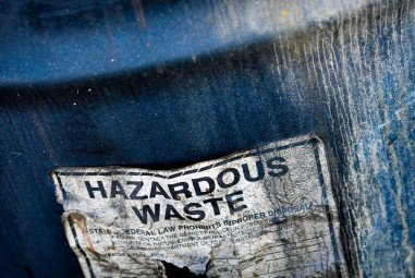 Hazardous Waste include those service